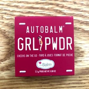 theBalm Autobalm GRL PWDR blush (mini)